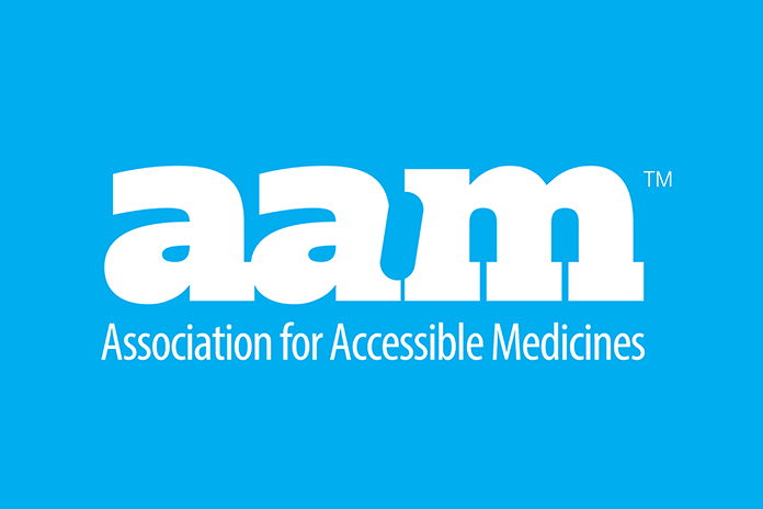 Association for Accessible Medicines logo