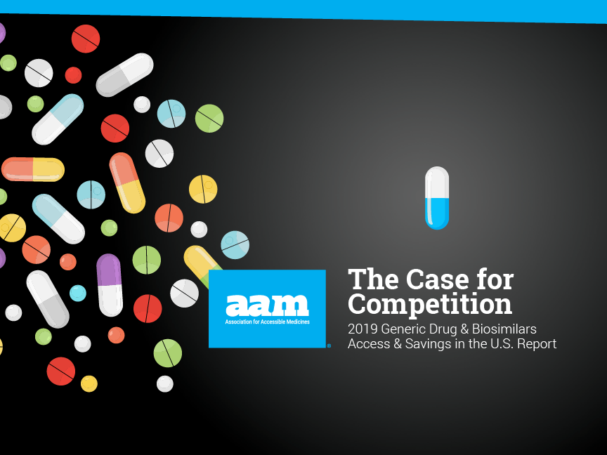 2019 Generic Drug and Biosimilars Access and Savings in the U.S.