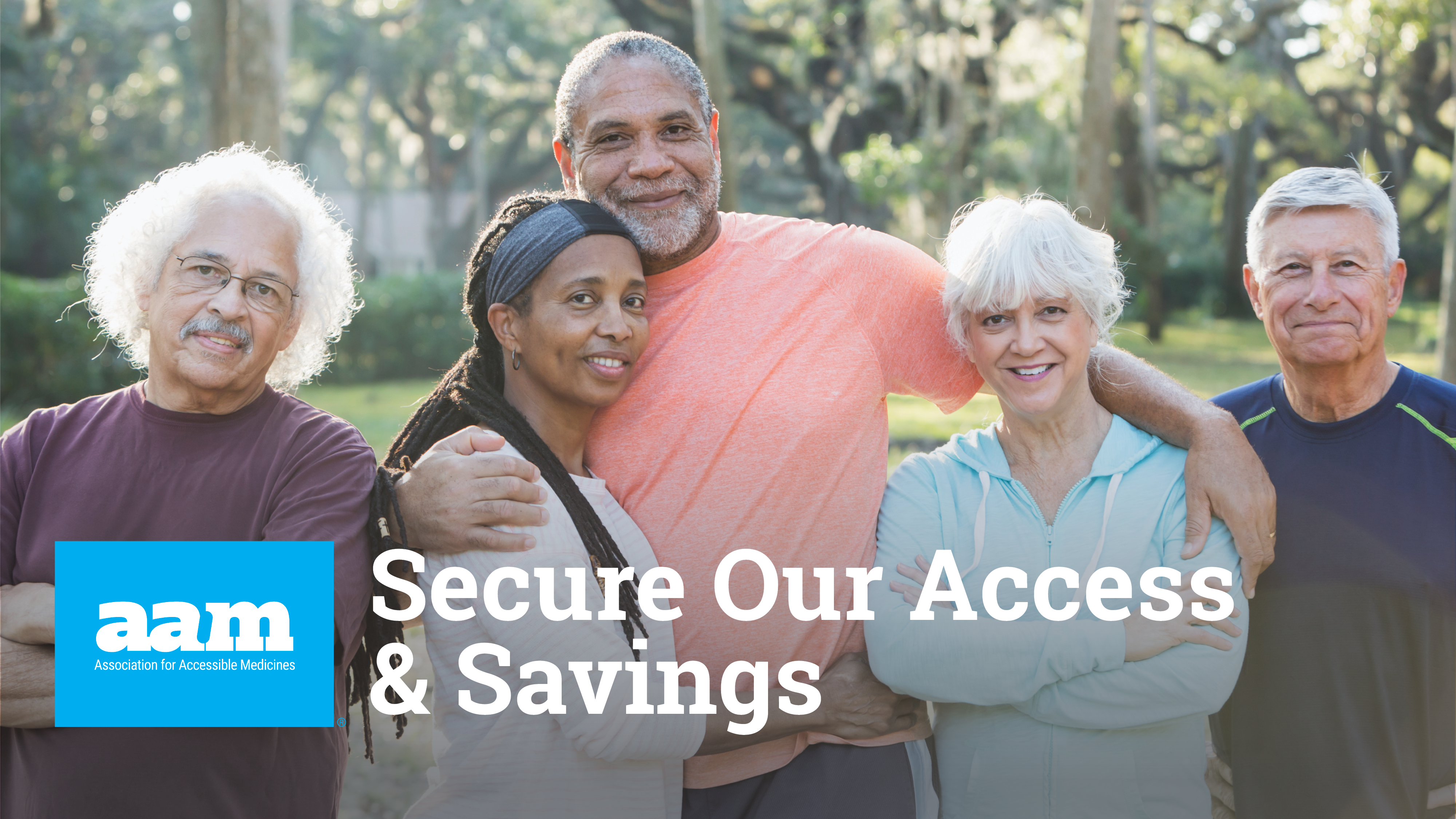Secure Our Access & Savings