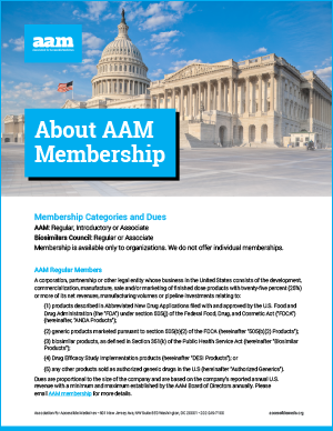 About AAM Membership