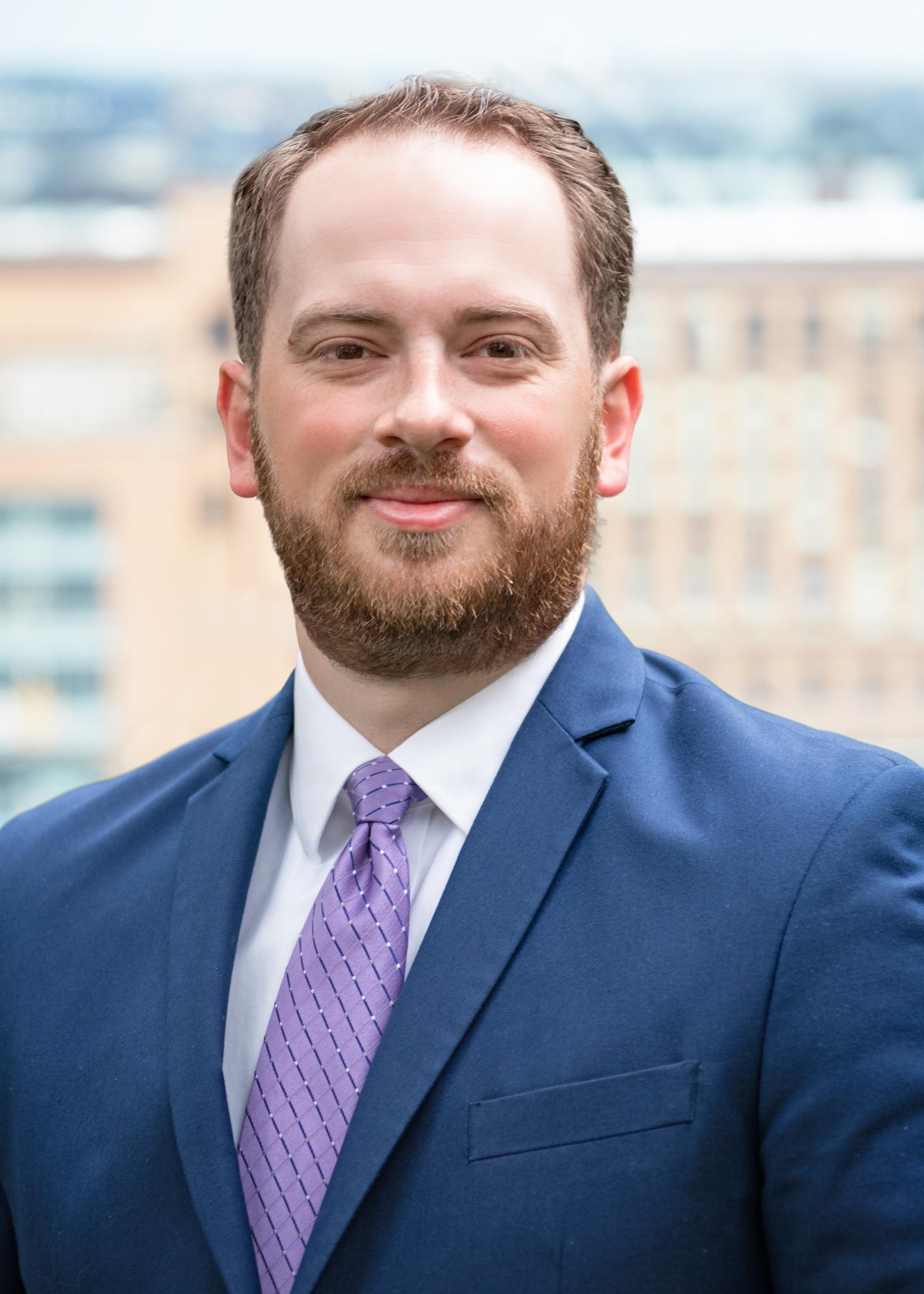 Joe Russo – Senior Director, Federal Government Affairs