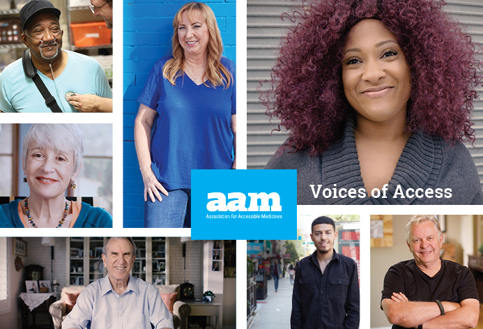 AAM Voices of Access report cover