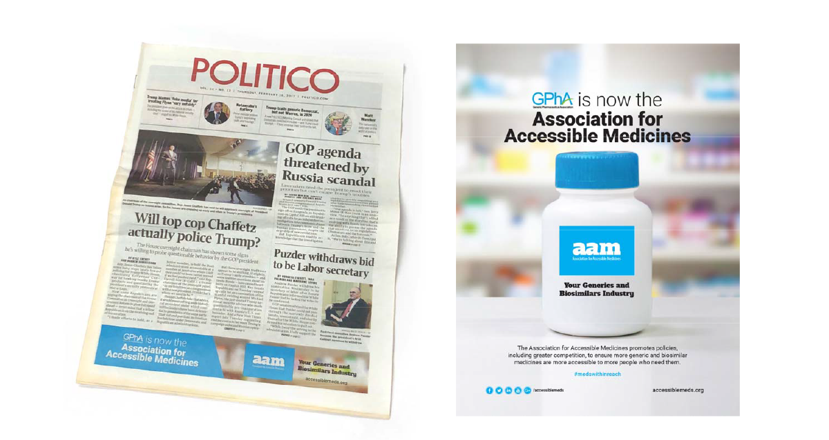 Politico Ads - Keeping Medicines Within Reach