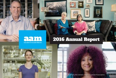 2016 AAM Annual Report
