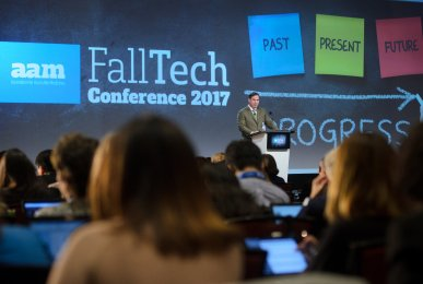 "FallTech 2017 - State of the Industry Address from AAM CEO Chester ""Chip"" Davis, Jr."