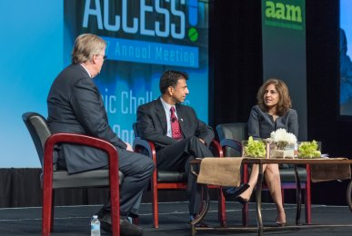 Access! 2017 - Industry Panelists