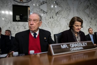 Senate Judiciary Committee Markup - CREATES Act