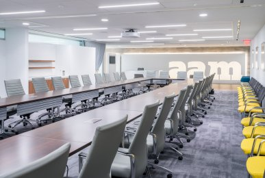 AAM board room