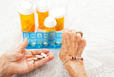 Elderly patient - medicare and low cost generic medicines