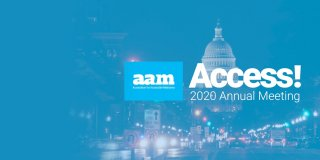 Access! 2020: AAM Annual Meeting